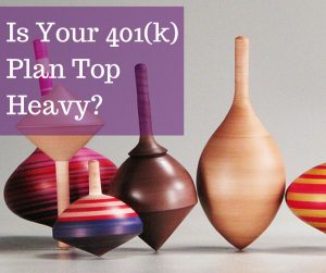 Top Heavy Testing for Defined Contribution Plans
