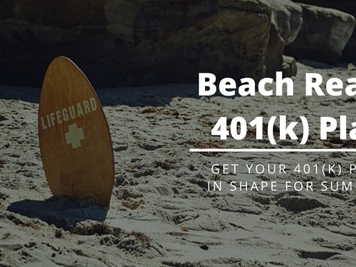 Beach Ready 401(k) Plan