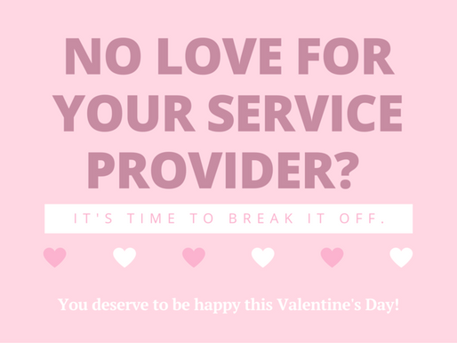No Love for Your Service Provider