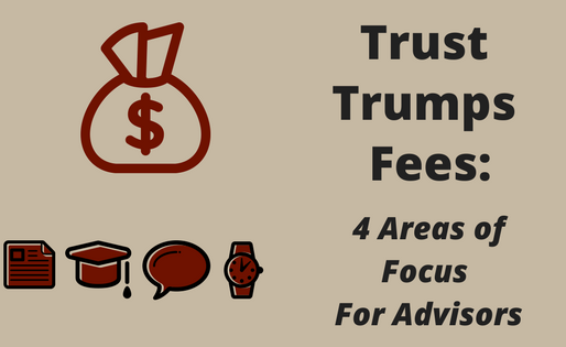 Trust Trumps Fees