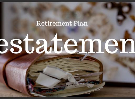 Retirement Plan Restatements