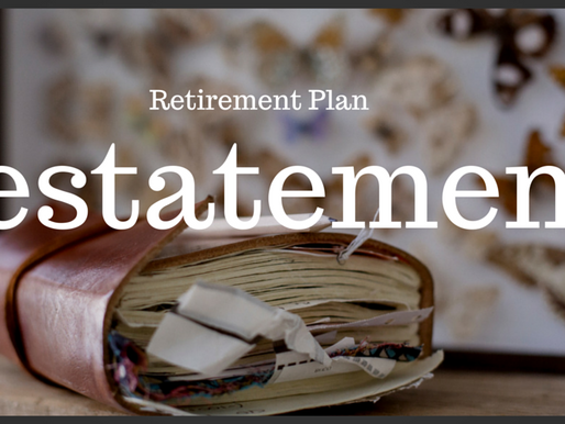 Retirement Plan Restatements