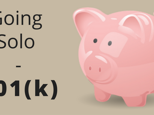 Going Solo – 401(k)