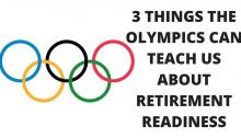 3 Things the Olympics Can Teach Us about Retirement Readiness