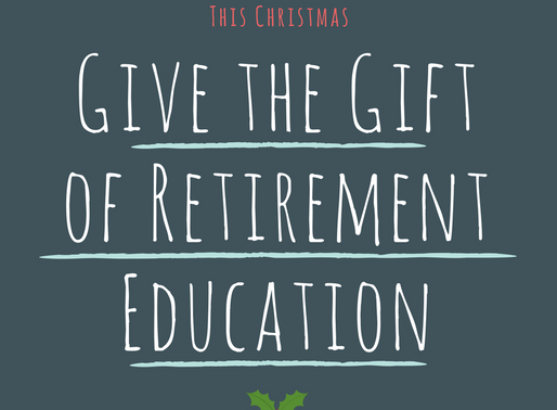 Give the Gift of Retirement Education