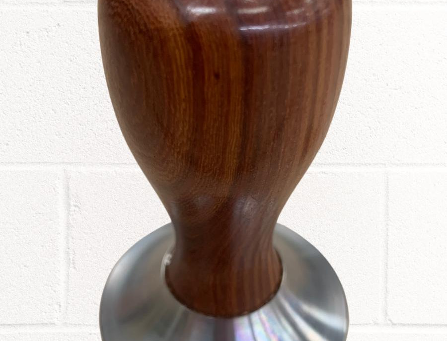 Knock Out Buddy Wooden Tamper 57mm