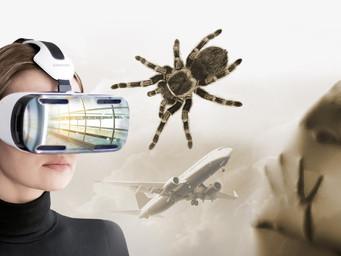 Bli kvitt din fobi med VR!