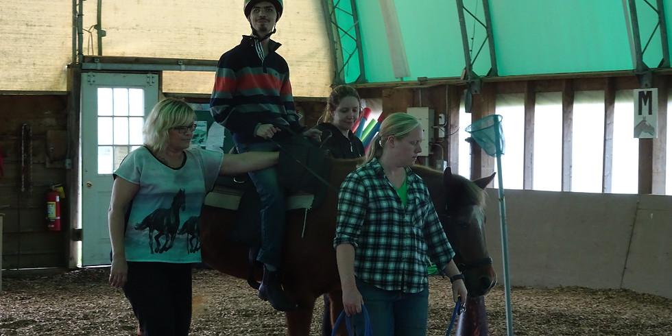 Therapeutic Riding Volunteer Training