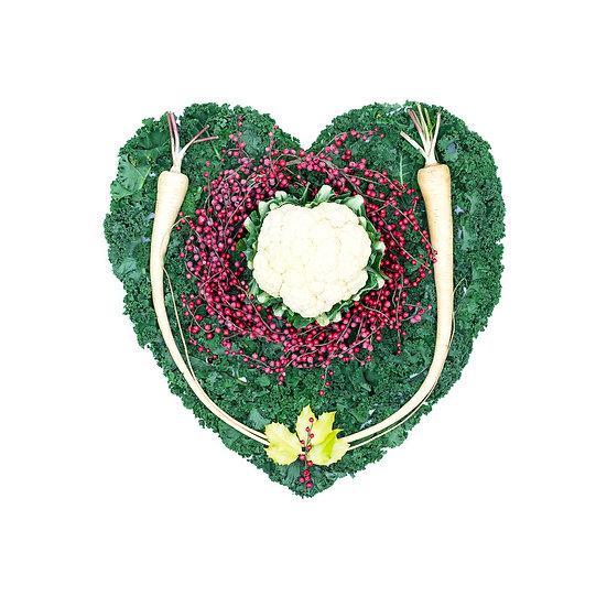 VEG HEART - IMAGE DOWNLOAD