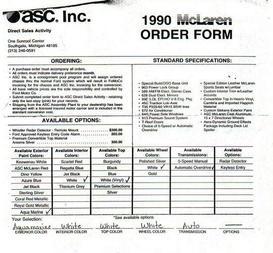 90 order form