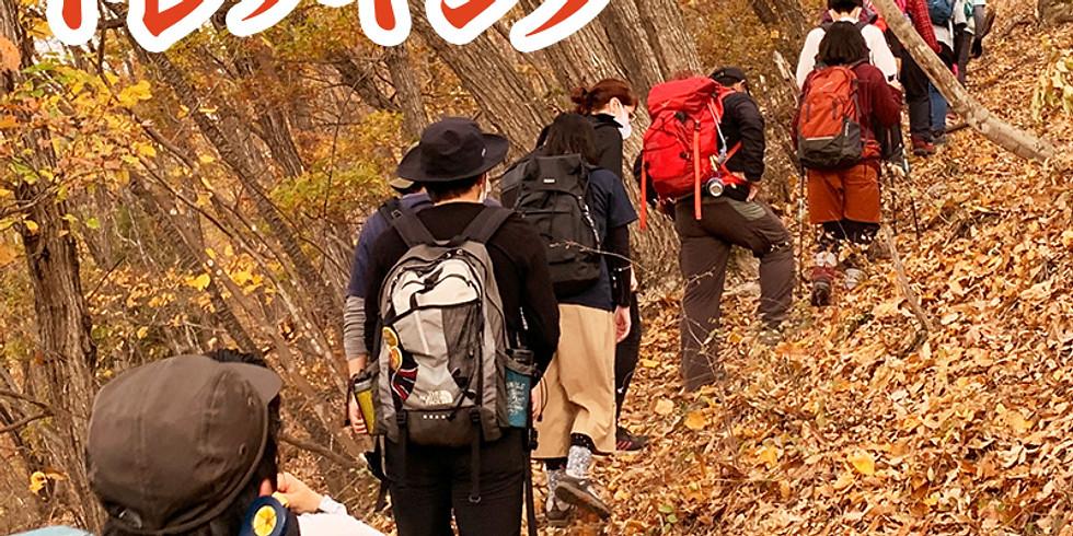 12/12 昇仙峡御岳古道トレッキング と手打ちほうとう体験(送迎バス付)