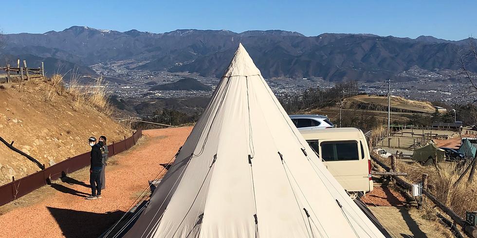 【デッキサイト】CAMP ALONE ~SOLO CAMPER'S MEETING~