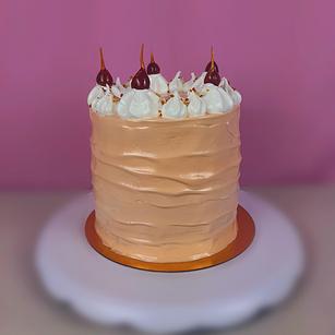 Layer Cake (=gâteau à étages) chocolat praliné