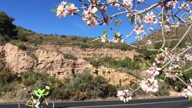 Cylcing in spring