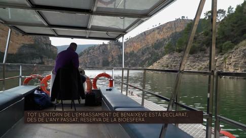 Solar Boat Benageber/Turia River