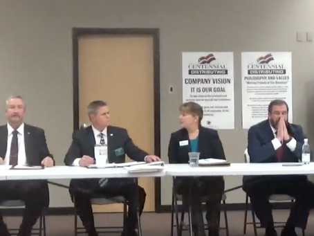 Kootenai County Sheriff Candidates Forum - 12/12/19