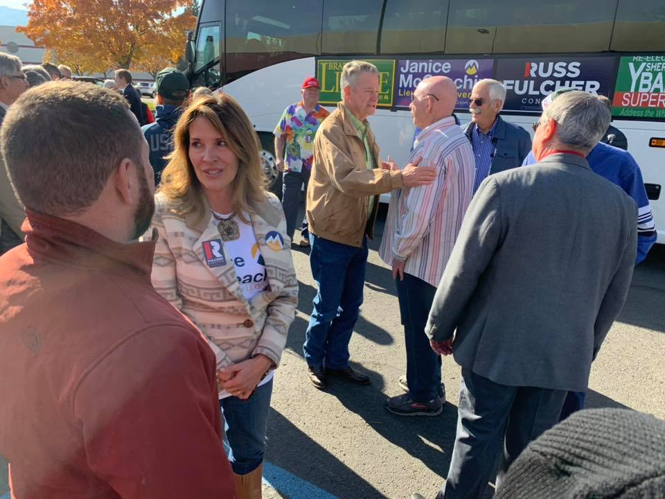 Idaho Bus Tour 2019