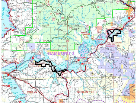 Airboat Closures on CDA River WMA