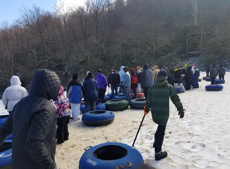 Giving Kids Hope Snow Tubing 2019