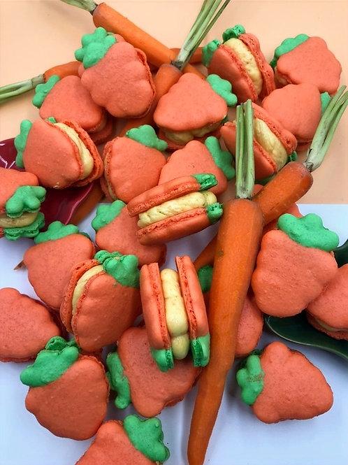 carrot cinnamon cream cheese