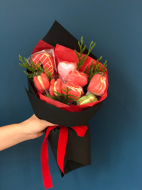Christmas Bouquet (8pcs)