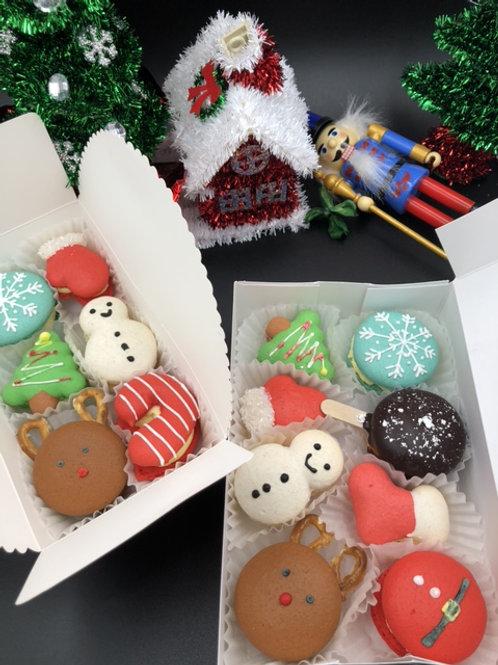 Christmas box A (6pcs)