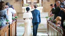 Sensommarbröllop i Fröjel