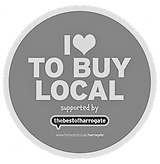 Harrogate love to buy local