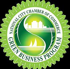 Green Business Progam logo