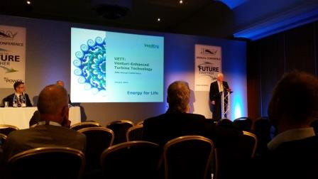 VerdErg presents VETT at the 2014 BHA Annual conference