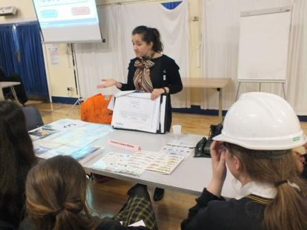 Women in Science Day at Tolworth Girls' School