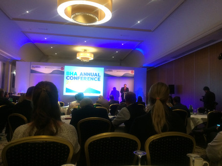 VerdErg attends BHA's 2016 Annual Conference