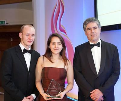 VerdErg wins the Natural Energy Rushlight Award 2010