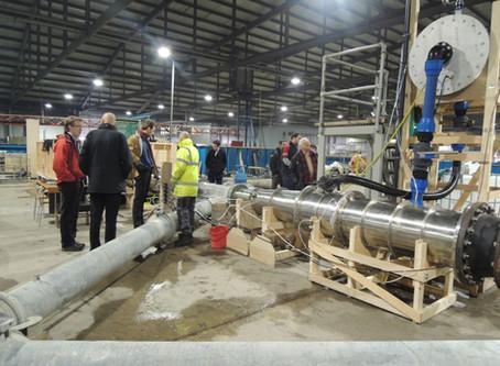 VerdErg hosts VETT fish testing demonstration day at HR Wallingford