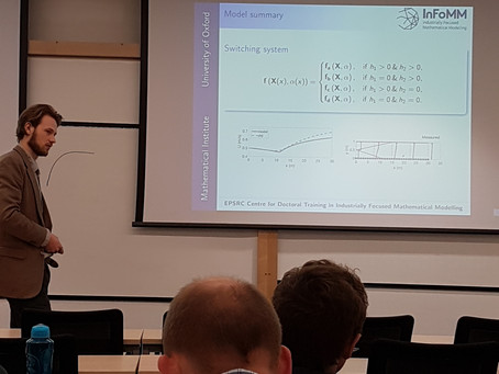 VETT research presented at Oxford University Mathematical Institute
