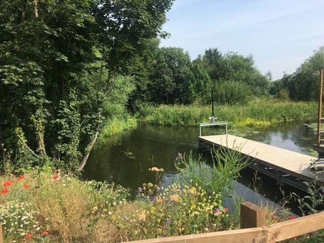 Eaton Socon Hydro Scheme - Landscaping Works