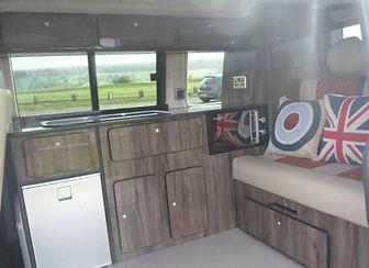 Camper Conversions Cornwall Interior 2