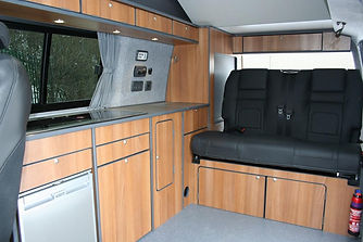 Camper Conversions Cornwall Interior 4