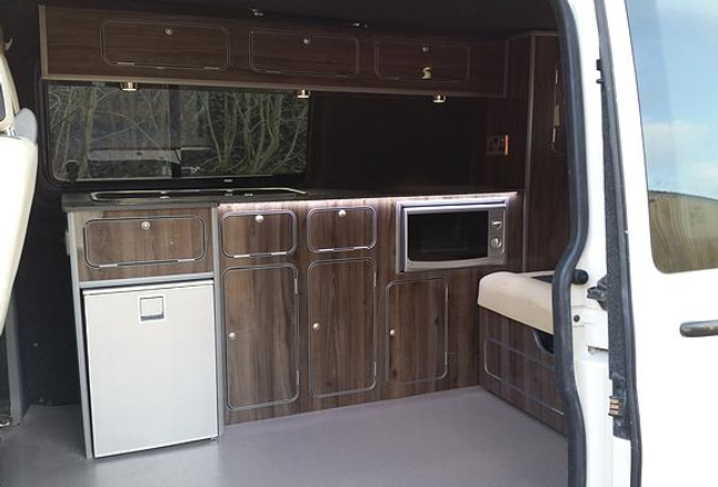 Boss Campers Camper Conversions Cornwall