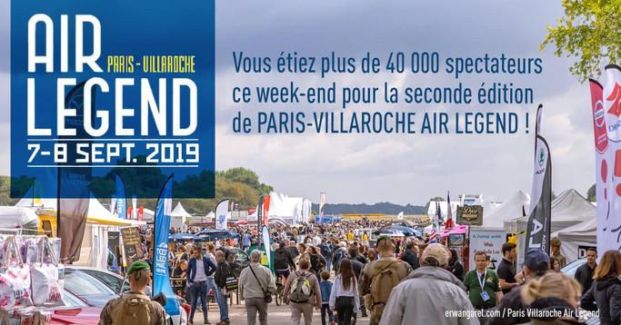 Paris Villaroche Air Légend 2019
