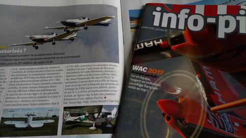 Magazine info-pilote Octobre 2017