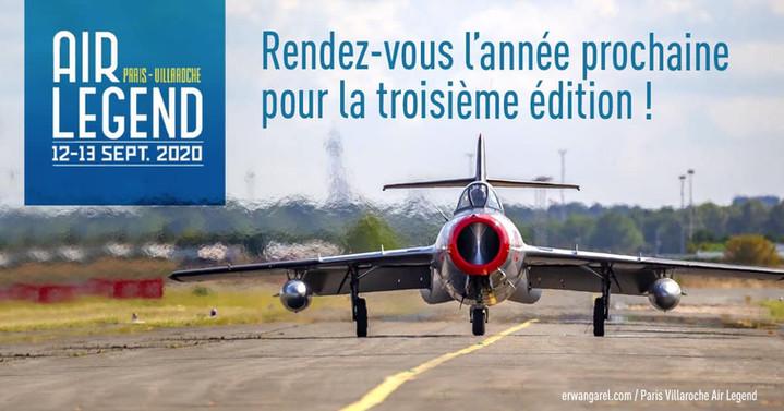 Paris Villaroche Air Legend 2019