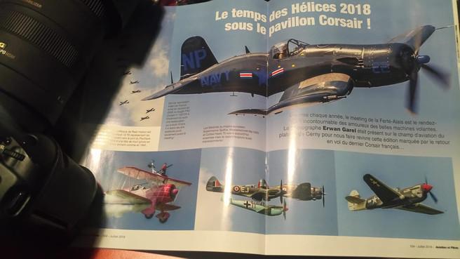 Aviation et Pilote Juillet 2018