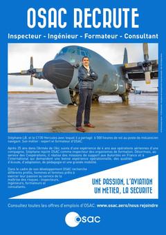 Campagne recrutement OSAC Janvier 2019