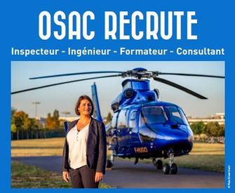 Campagne recrutement OSAC octobre 2019