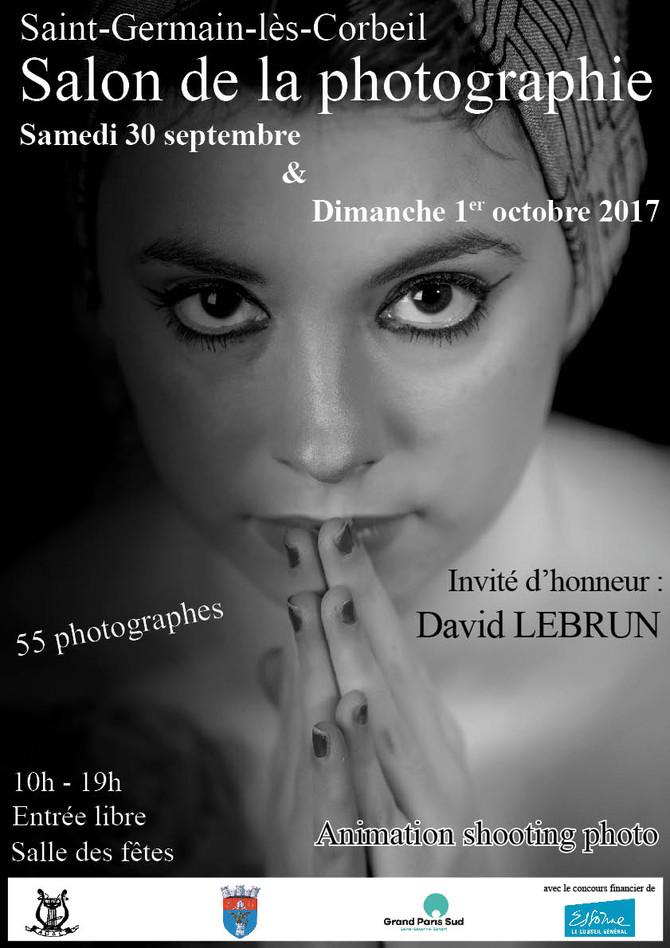Salon de la photographie de St Germain lès corbeil...