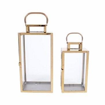 Lantern Gold 2pcs