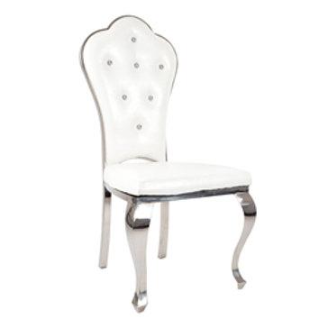 Bridal Chair Silver
