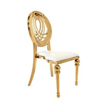 Bridal Chair Gold