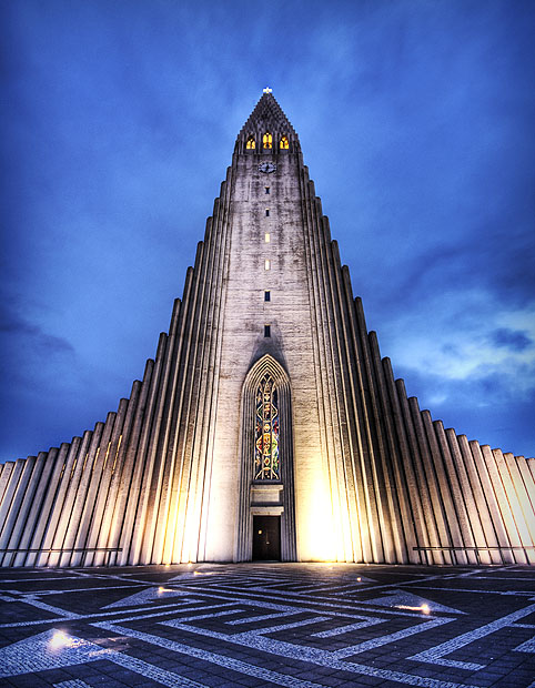 2.Essance_iceland-church